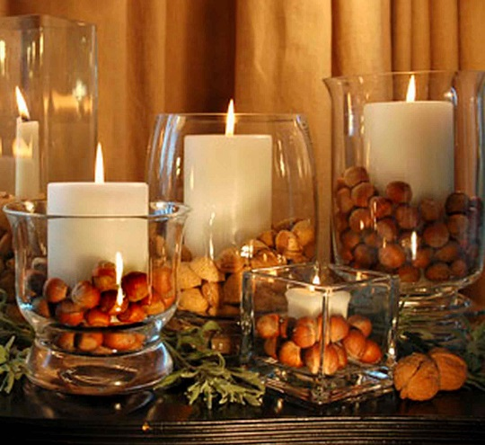 interior-awesome-centerpiece-design-ideas-with-white-candles-in-cool-crystal-vase-design-fabulous-thanksgiving-centerpiece-ideas