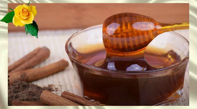 мед и корица-от всех болезней