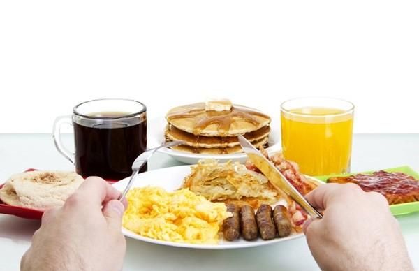 Что приготовить на завтрак для мужчины?