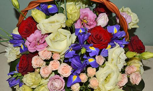 Плашки, цветы, любовь...#