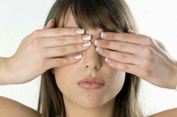 Пальминг для глаз.Сила ваших рук