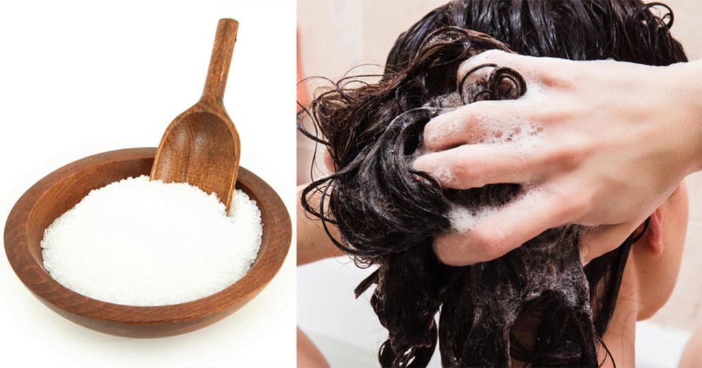 Соль в шампуне? Вы не поверите, как изменятся волосы!