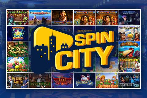 Лучший центр развлечений – казино Спин Сити