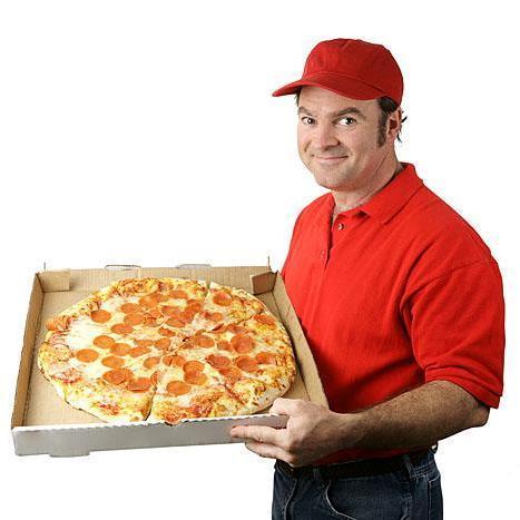 Доставка пиццы на дом – учимся соблюдать традиции