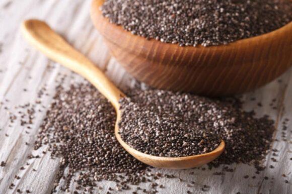 Очищение кишечника семенами чиа