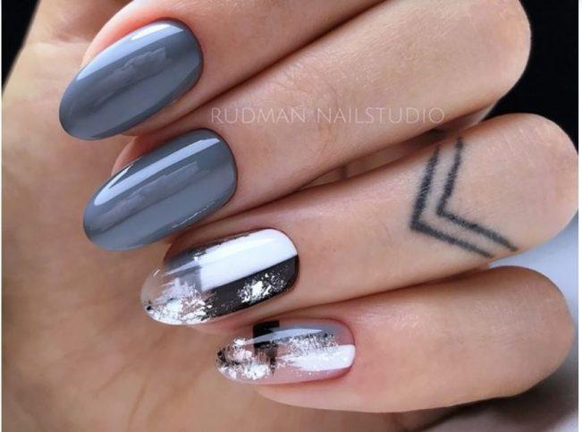Модные тенденции для дизайна ногтей