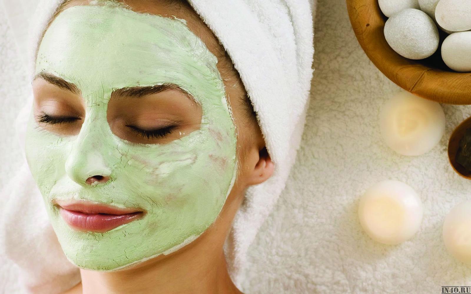 Маска которая подтягивает и тонизирует кожу лица