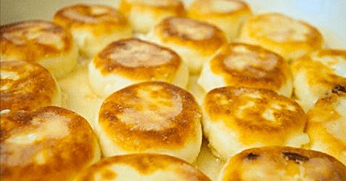 Рецепт самых вкусных сырников в мире