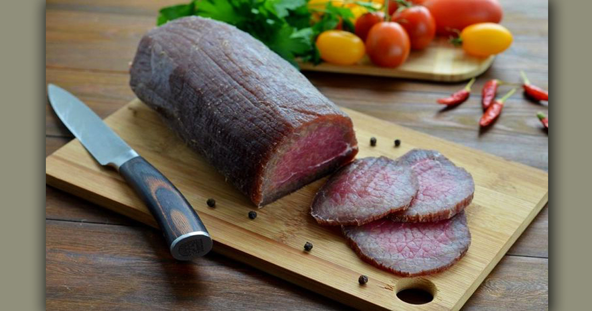 Вкусное мяско, которое не требует особых затрат и кулинарных умений. Готовность через 3 дня