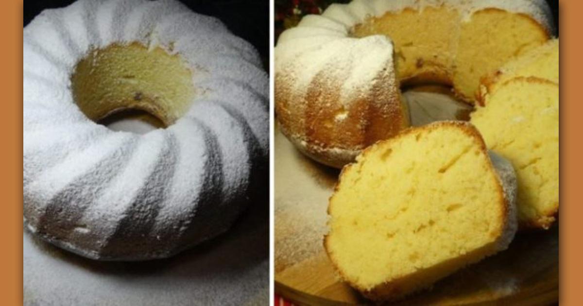 Итальянский пирог «12 ложек». Когда гости на пороге!