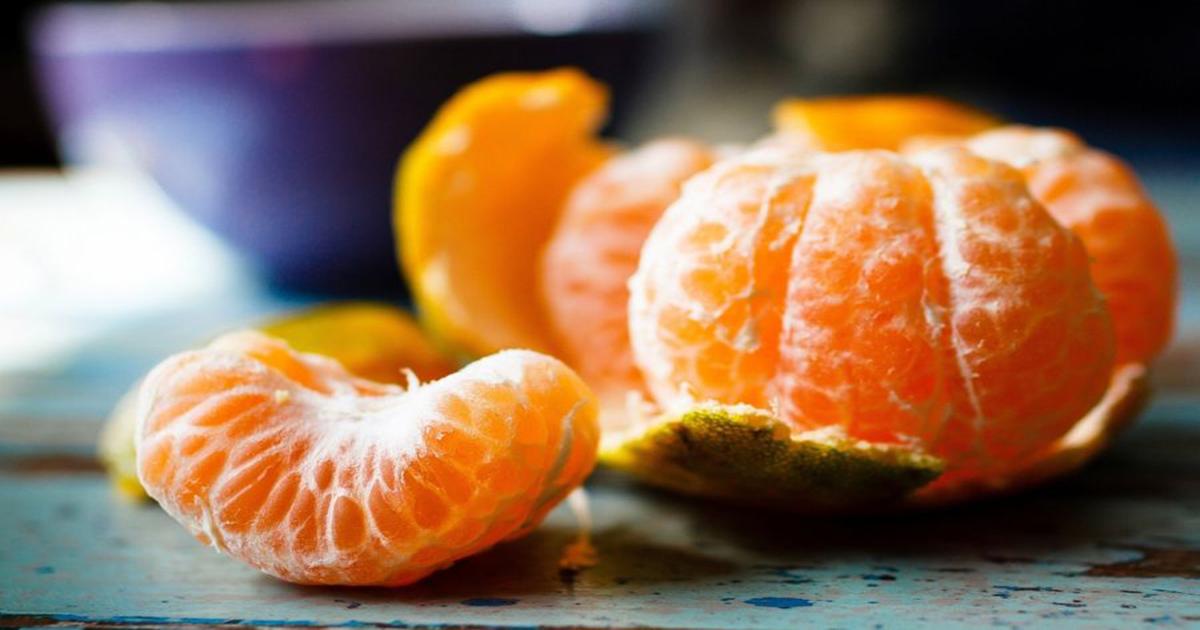 7 проблем со здоровьем, которые мандариновая кожура решит лучше лекарств