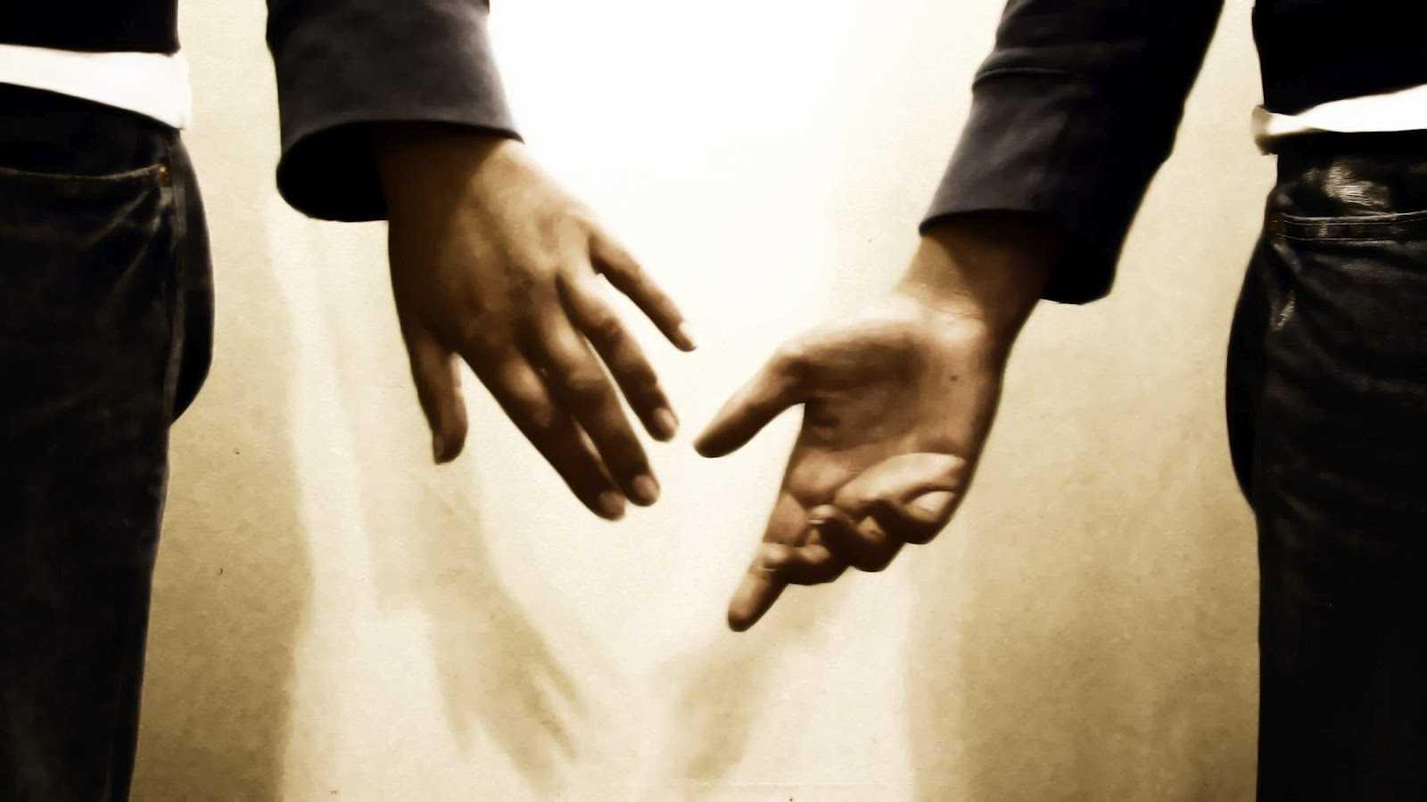 Два зрелых человека в любви — это величайший парадокс жизни