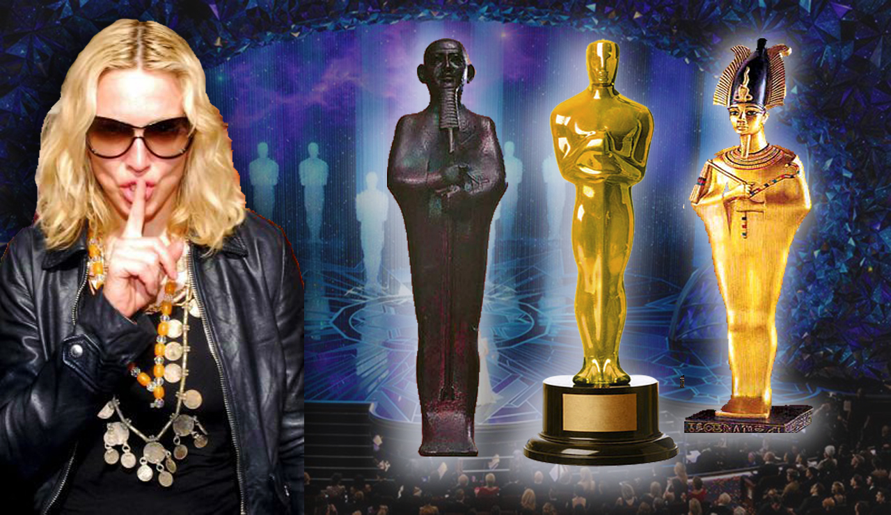 ОНИ НИЧЕГО НЕ ГОВОРЯТ, НО ВСЕ ПОКАЗЫВАЮТ НАМ! Оскар - это египетский бог мертвых Сокар